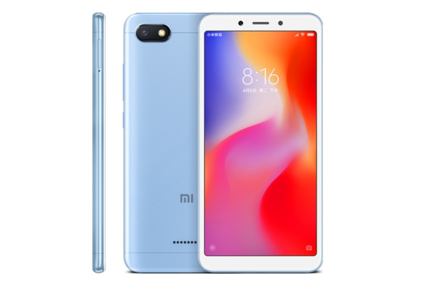 Xiaomi Redmi 6A officieel