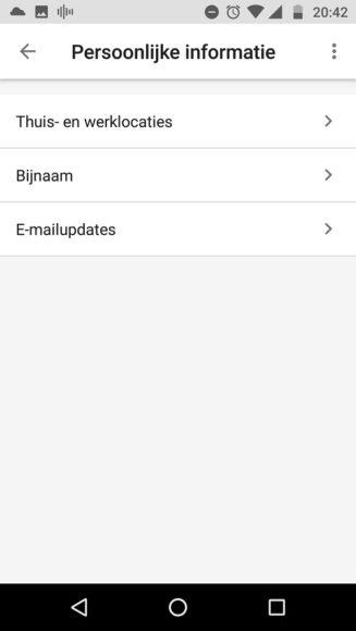 Google Assistent Naam veranderen (3)