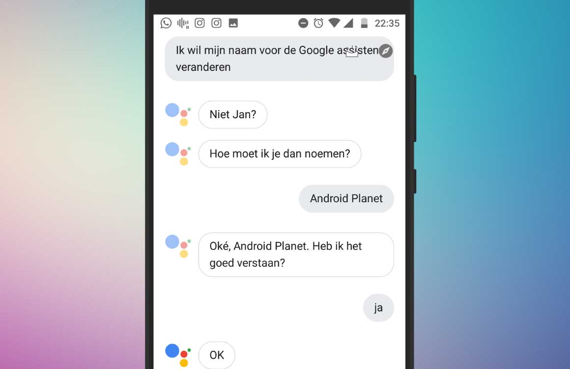 Deze maand op Android Planet: alles over de Google Assistent