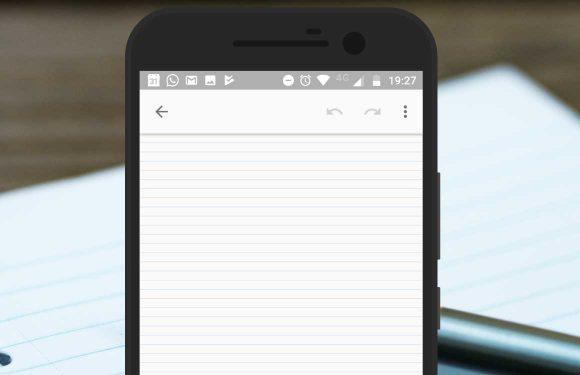 Tip: zo teken je binnen de lijntjes in Google Keep