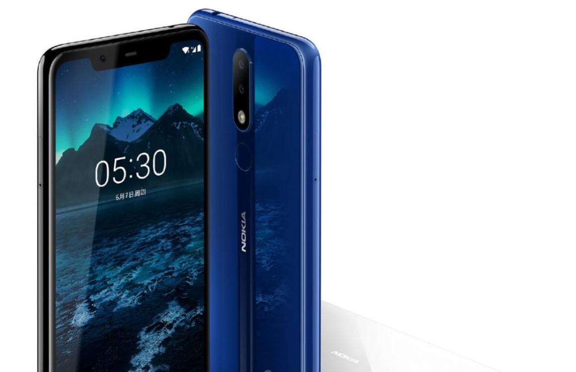 Nokia X5 officieel: randloze budgetsmartphone met notch