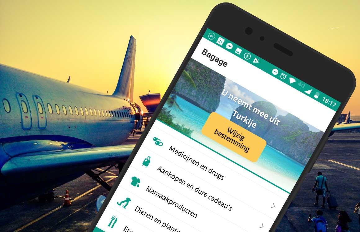 Vliegen met je smartphone: apps voor vluchtinformatie, de douane en meer