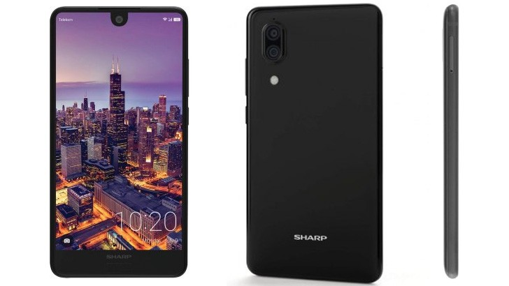 Sharp-smartphones kopen