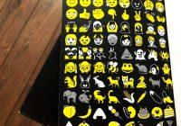 Wereld Emoji Dag 2018: Android-hamburgers en het zonderwoorden-boek