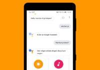 Waarom je (waarschijnlijk) nog geen Nederlandse Google Assistent hebt