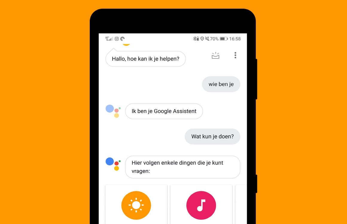 Poll: heb jij de Nederlandse Google Assistent al op je smartphone?