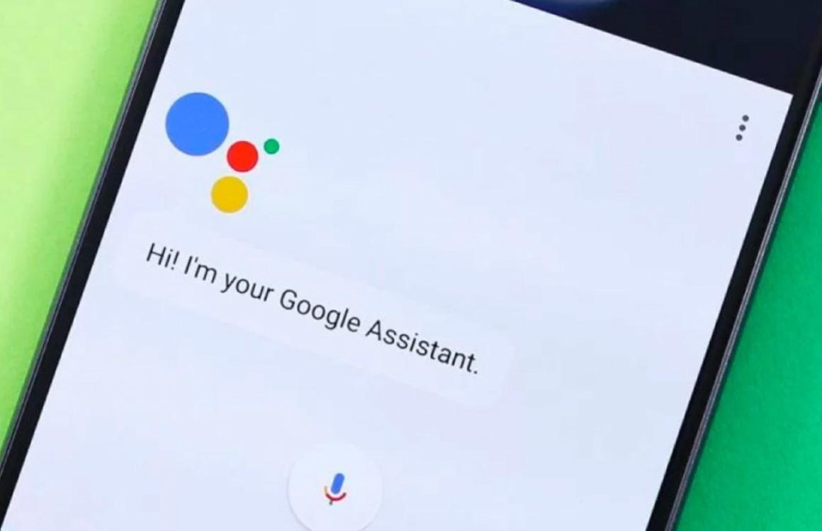 Google Assistent later vandaag écht voor iedereen beschikbaar