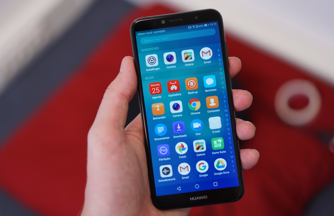 Huawei Y6 (2018) review: anoniem budgettoestel zonder poespas