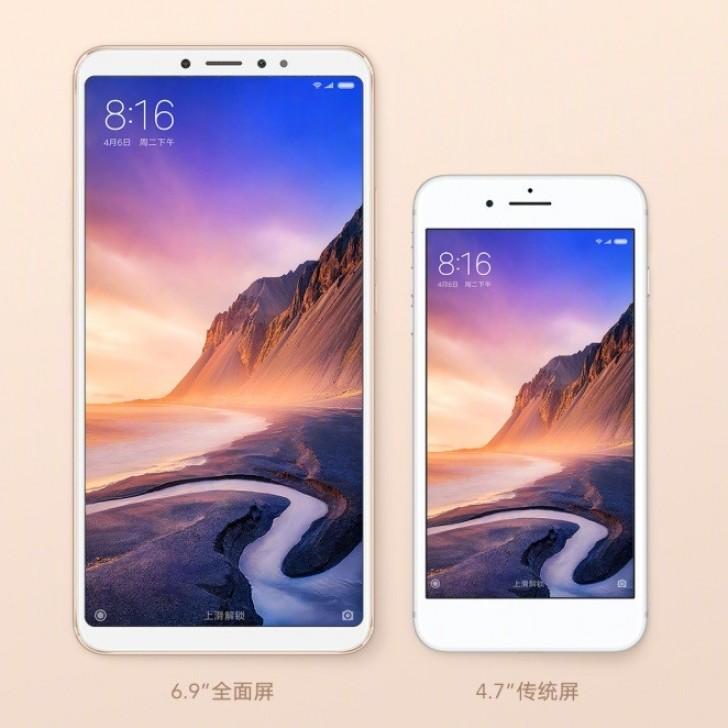 Xiaomi Mi Max 3 officieel