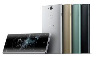 Sony Xperia XA2 Plus officieel