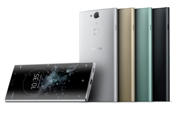 Sony introduceert XA2 Plus: midranger met grote accu, 23 megapixel-camera