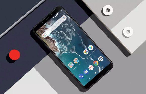 Android 9.0-update nu beschikbaar voor Xiaomi Mi A2