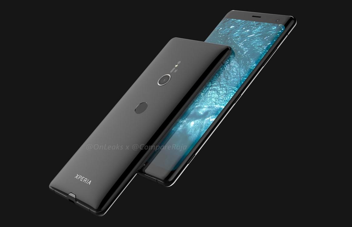 'Dit is de Sony Xperia XZ3, met wederom vernieuwd design'