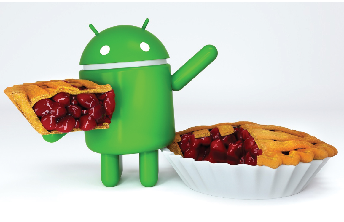 Sony Xperia XZ1 Android Pie-update