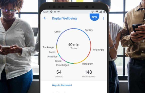 Digital Wellbeing is vernieuwd: 3 verbeteringen op een rijtje