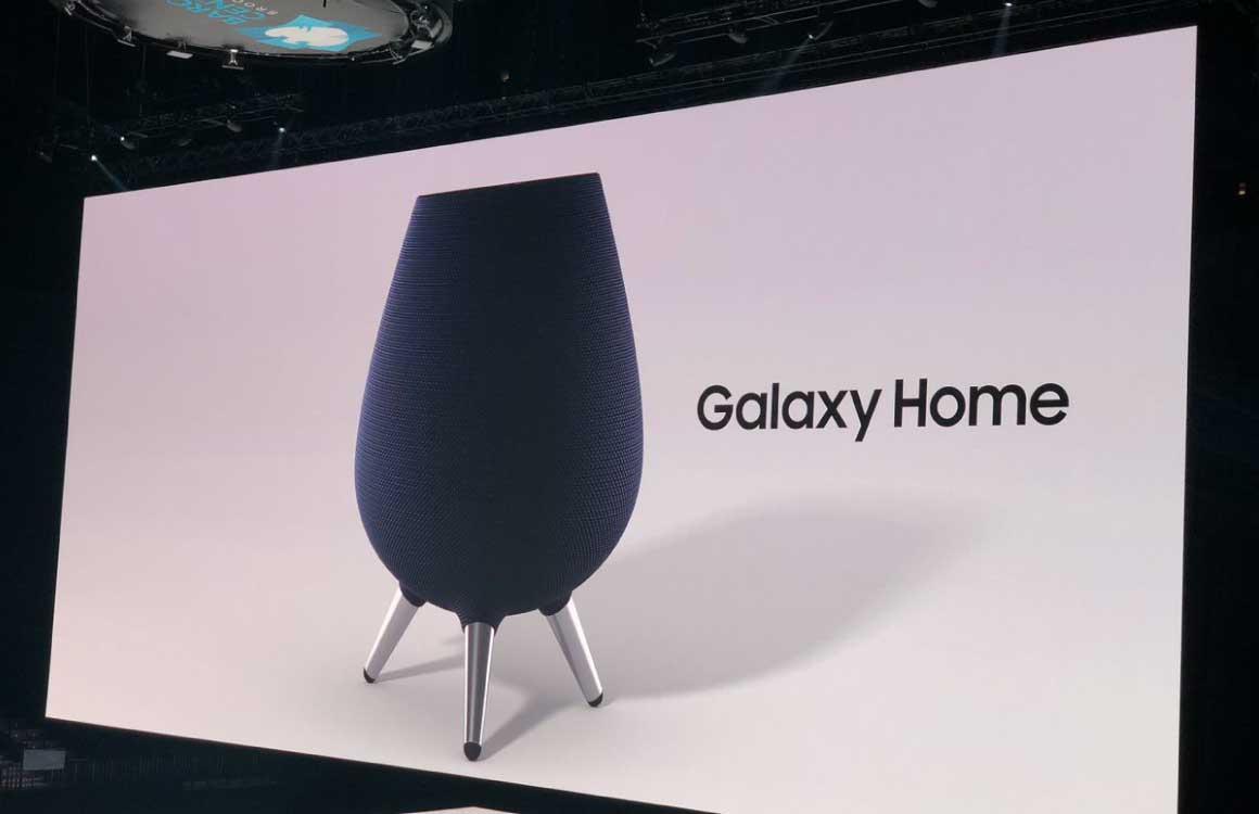 4 zaken die je moet weten over Galaxy Home: Samsungs HomePod-concurrent