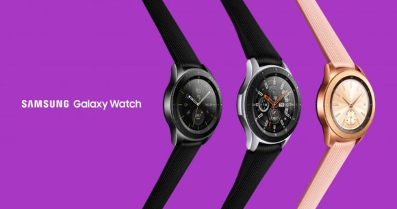 Galaxy Watch kleuren