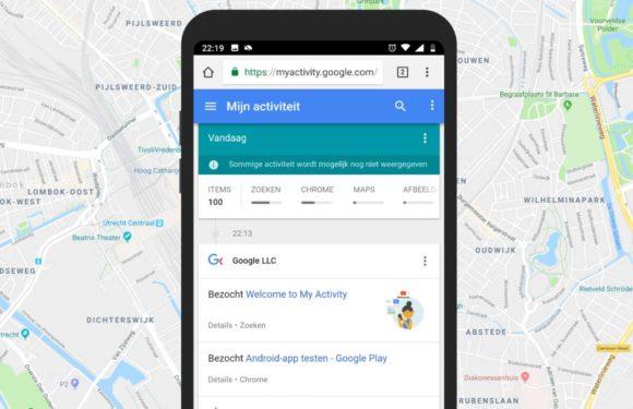 Google houdt zonder toestemming je locatie bij: zo stop je dit