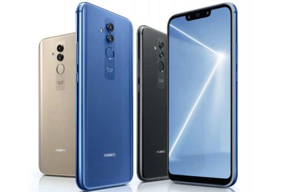 'Huawei Mate 20 Lite ligt volgende week in de winkel en zoveel kost hij'