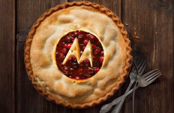 Motorola Android Pie-update