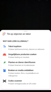 Tip: Een qr-code scannen met je Android-smartphone doe je zo