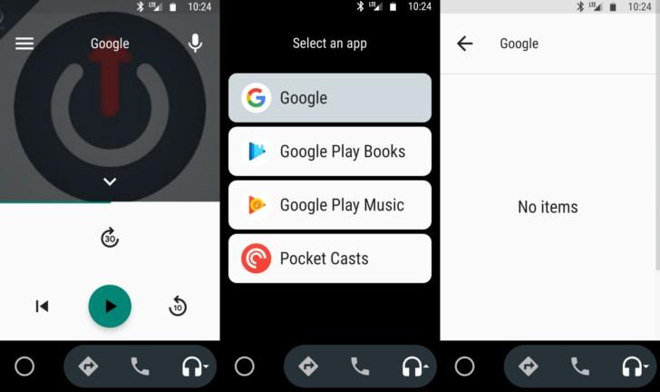 Tip: zo kun je vanaf nu in Android Auto Google Podcasts