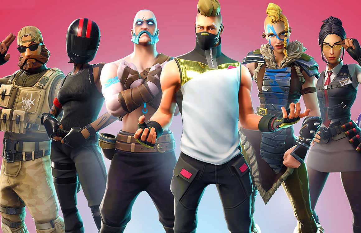 Zo download, installeer en speel je Fortnite voor Android
