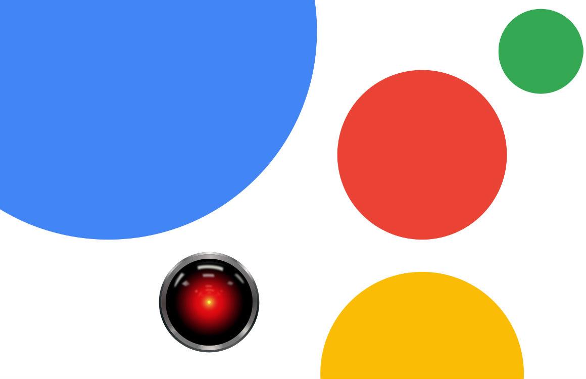 Leven we in de toekomst? Google Assistent vergeleken met sciencefiction