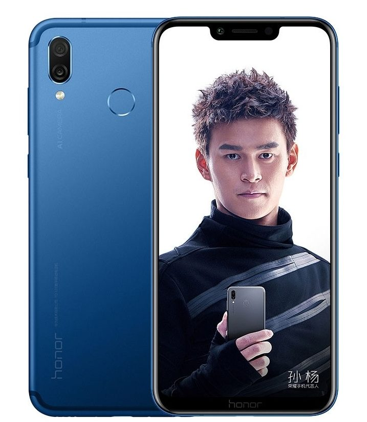 Honor Play release