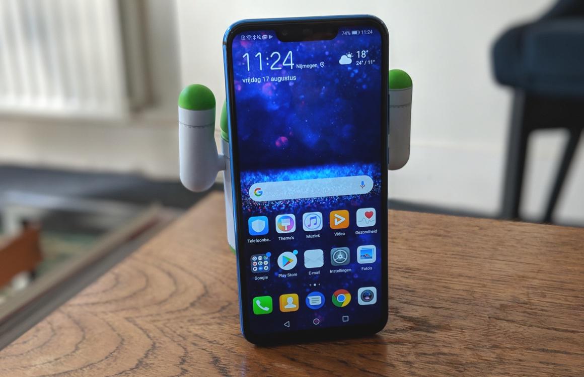 Huawei introduceert EMUI 9 gebaseerd op Android Pie met een bèta