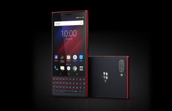 BlackBerry Key2 LE onthuld: veel minder geld, iets minder kracht