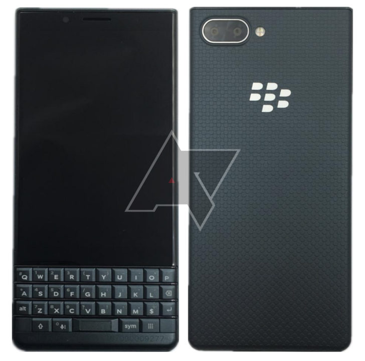 blackberry key2 le geruchten