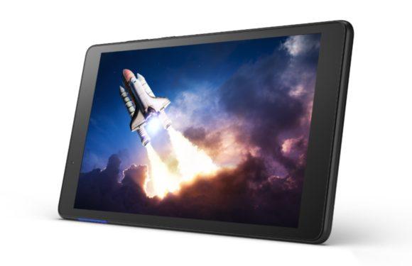Deze vijf nieuwe Android-tablets van Lenovo zijn binnenkort te koop