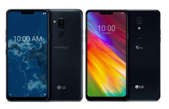 LG G7 One onthuld: variant op vlaggenschip met Android One