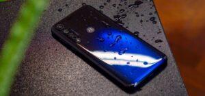 Aan de slag met de Motorola Moto G8 Plus