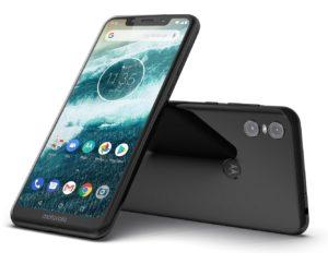 Motorola One officieel