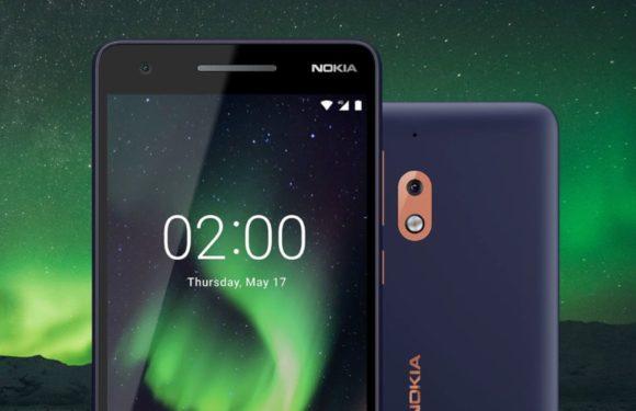 Nokia brengt 2.1 uit in Nederland: nieuw instapmodel met Android Go
