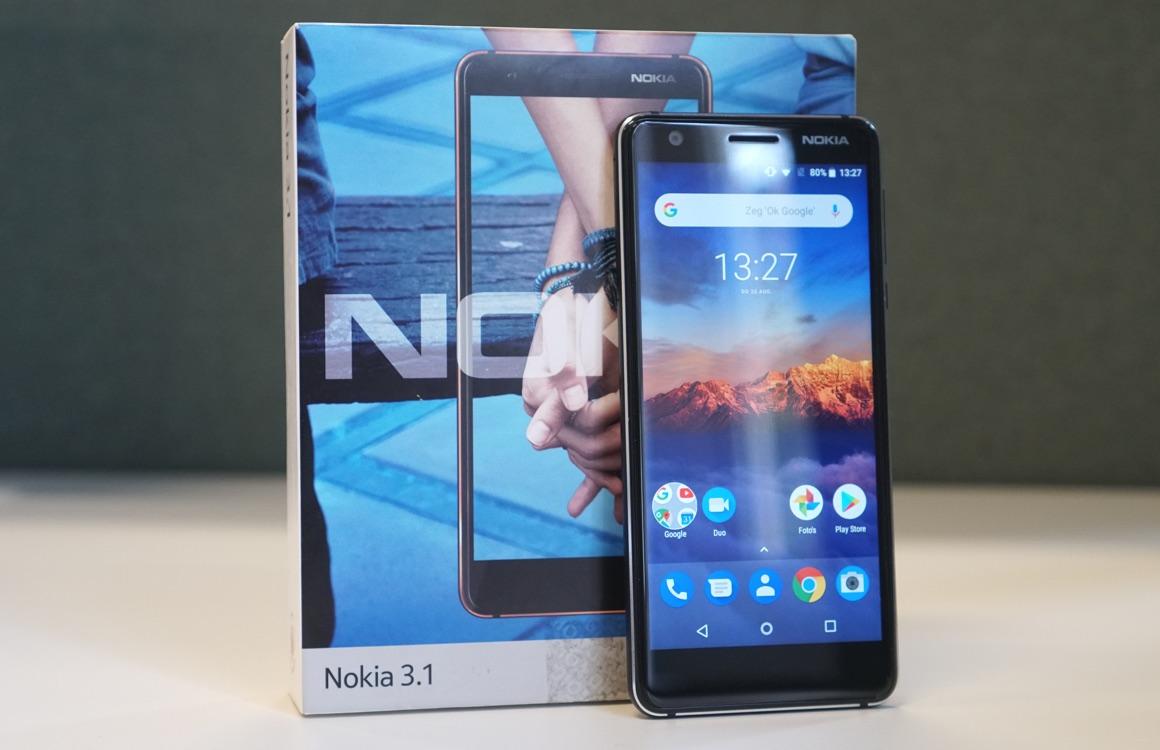 Nokia 3 1 review: goedkope smartphone staat sterk door