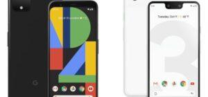 Google Pixel 4 (XL) vs Pixel 3 (XL)
