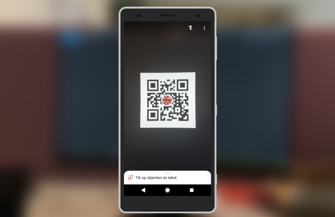 Android Code Scannen