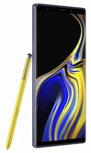 samsung galaxy note 9 officieel