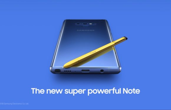 Android nieuws #31: Android P-release en Samsung Galaxy Note 9