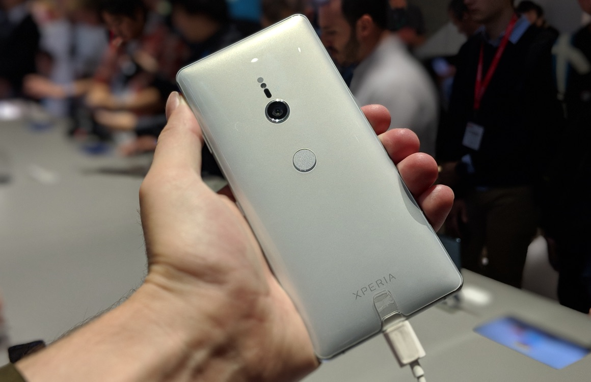 'Gelekte renders van Sony Xperia XA3 tonen uniek display'