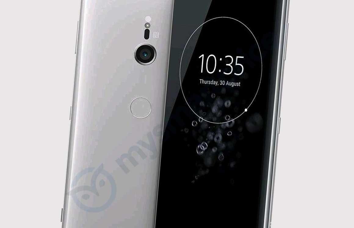 'Sony Xperia XZ3-afbeeldingen tonen nieuw toestel'