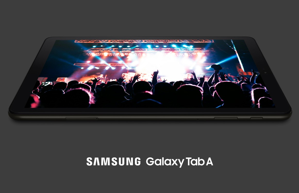 'Foto's van budgettablet Samsung Galaxy Tab A 8 2019 gelekt'