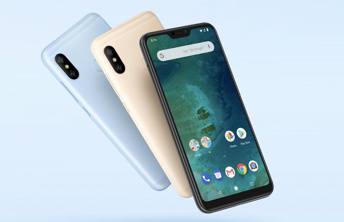 'Xiaomi werkt mogelijk aan Mi A3 met Android One'