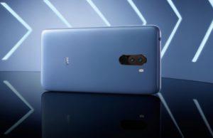 Xiaomi Pocophone F1 officieel