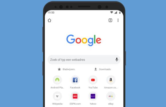 Chrome voor Android is compleet vernieuwd: deze 4 dingen moet je weten