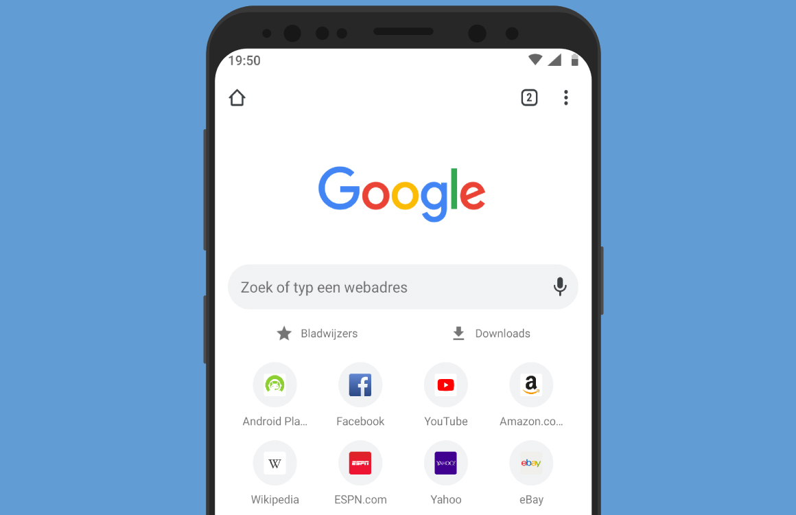 Let op: trap niet in nieuwe, neppe Google Chrome-adresbalk op je mobiel