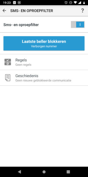 ESET Android Screenshots (2)